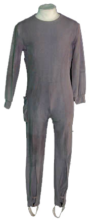 """Star Trek memorabilia auction Costume from """"Star Trek I: The Motion Picture."""""""