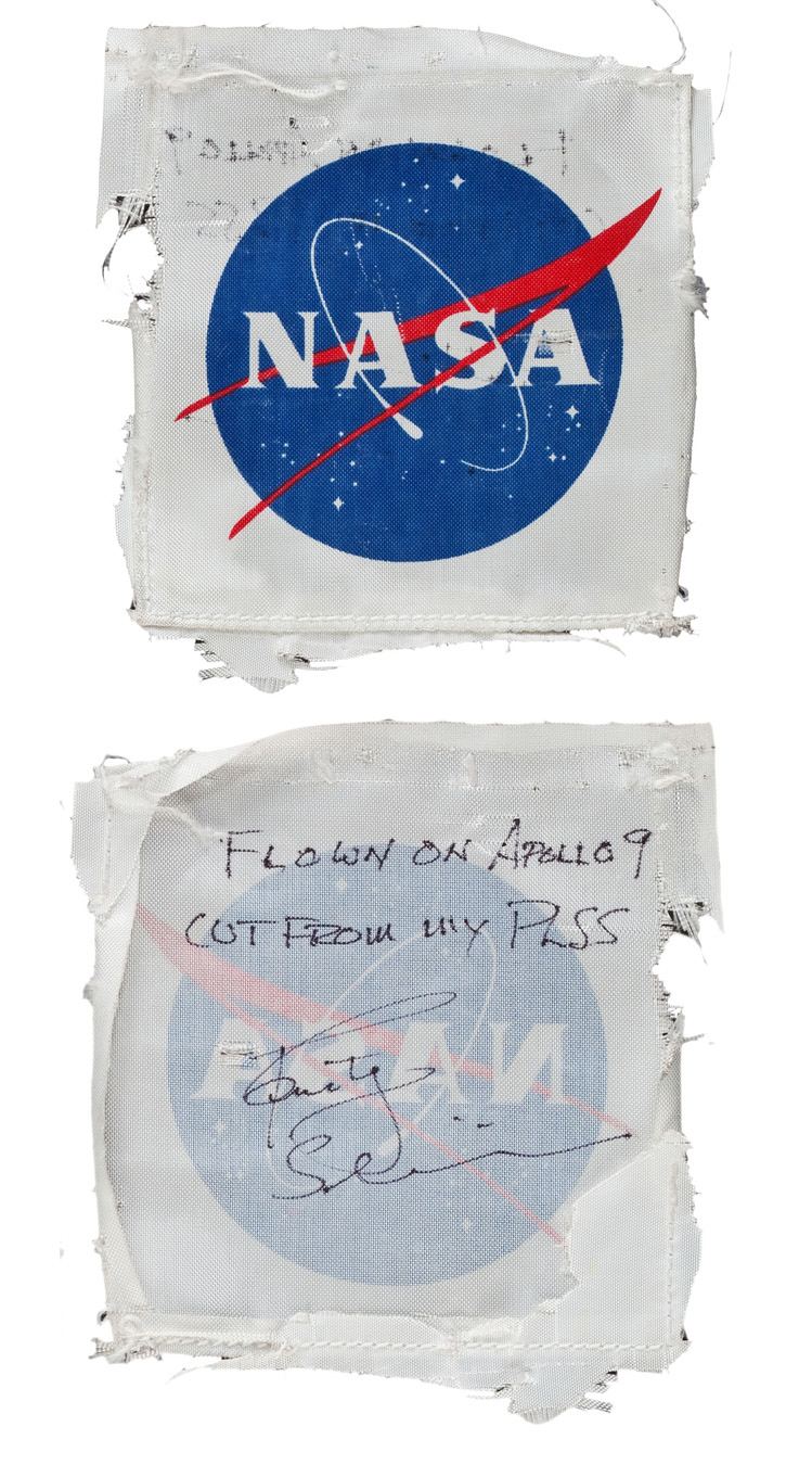 Apollo 9 Flown