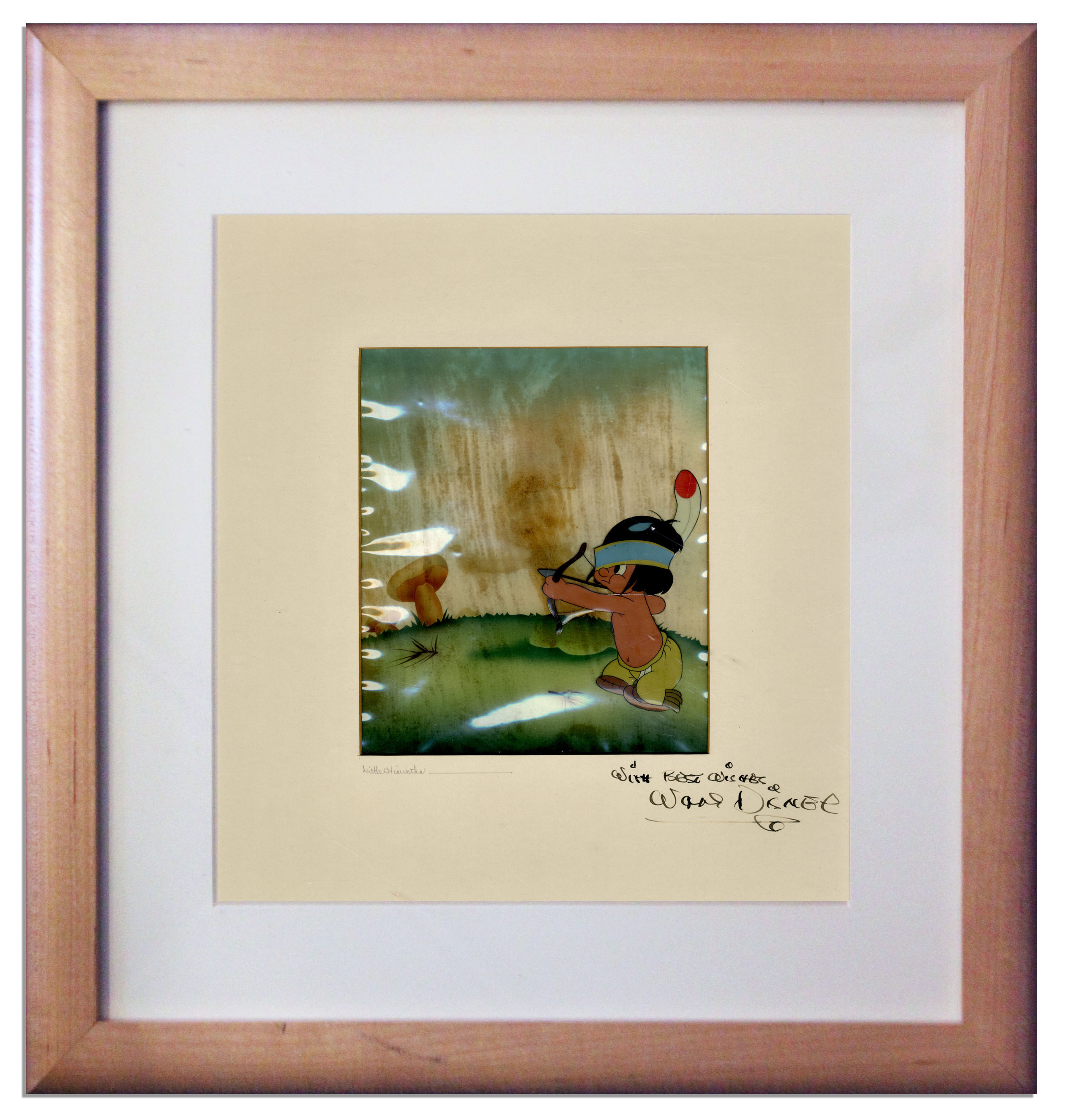 FREE APPRAISAL for Your Walt Disney Autograph; We Sold at $17,500