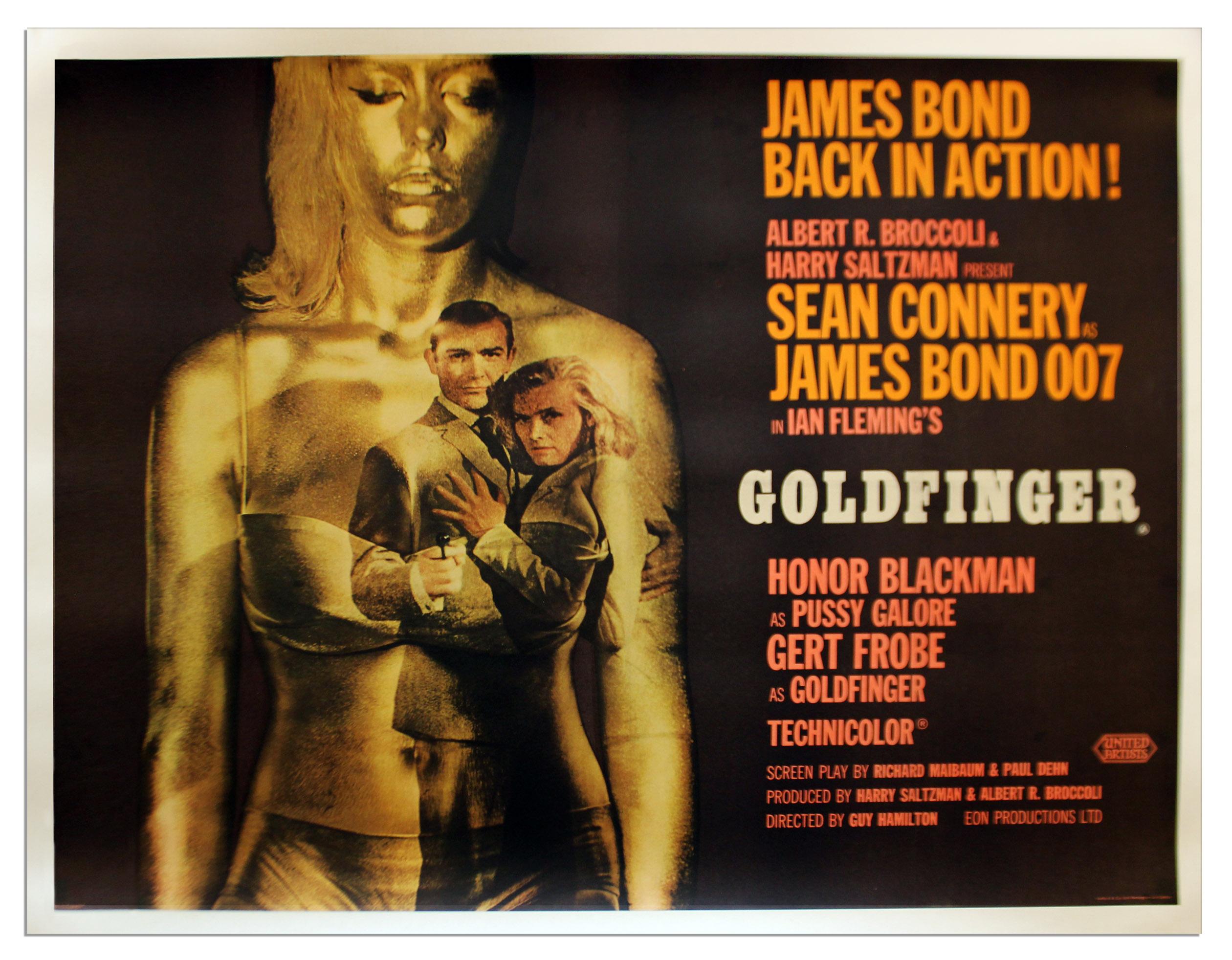 James Bond Memorabilia