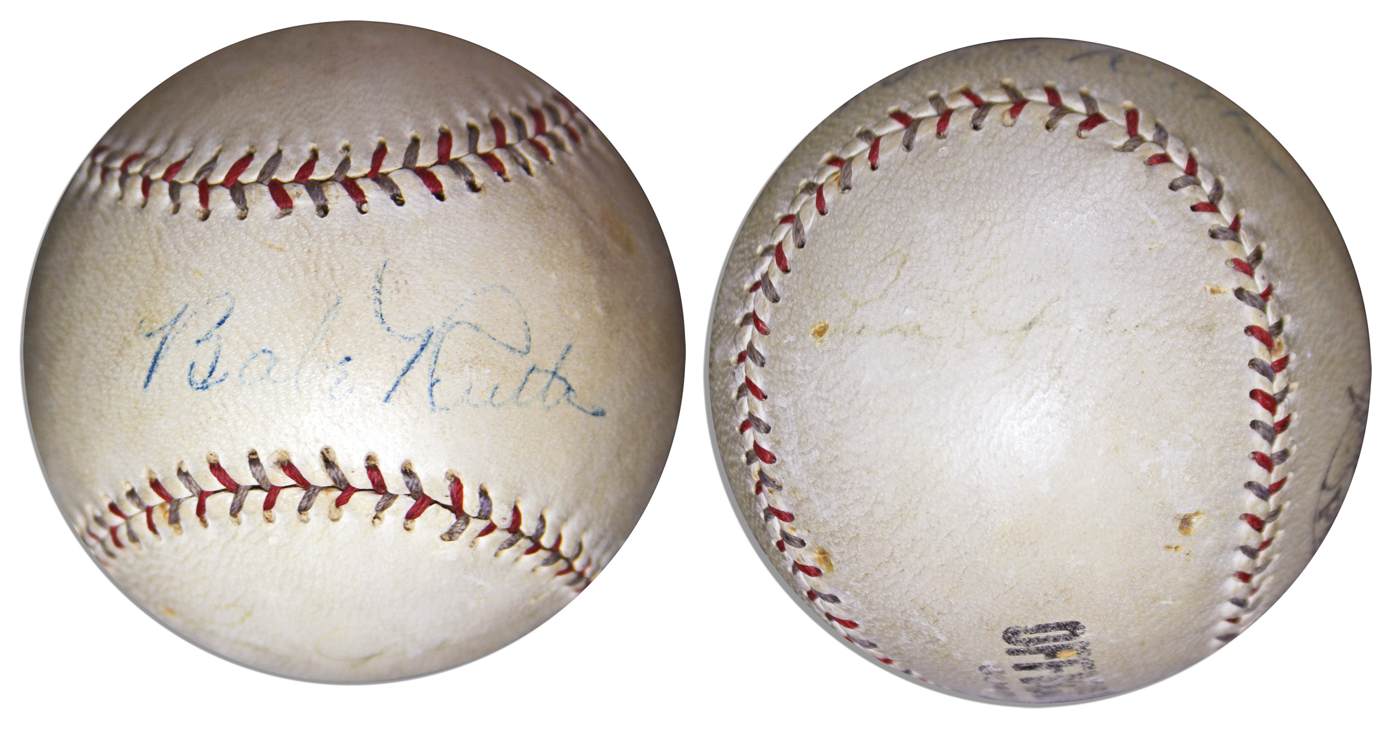 44d4c913b FREE APPRAISAL of your Babe Ruth Autograph by Nate D. Sanders