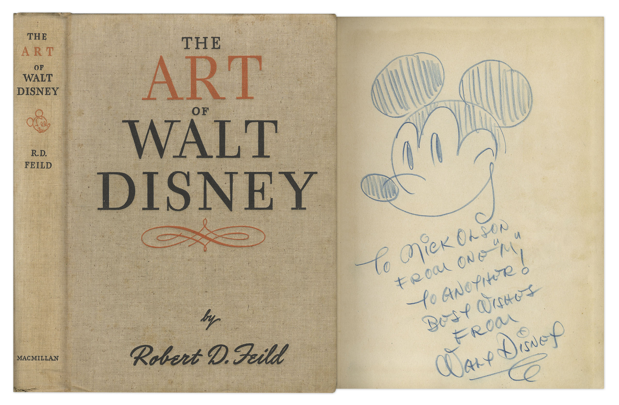 Walt Disneys Mickey Mouse Outwits the Phantom Blot comic book